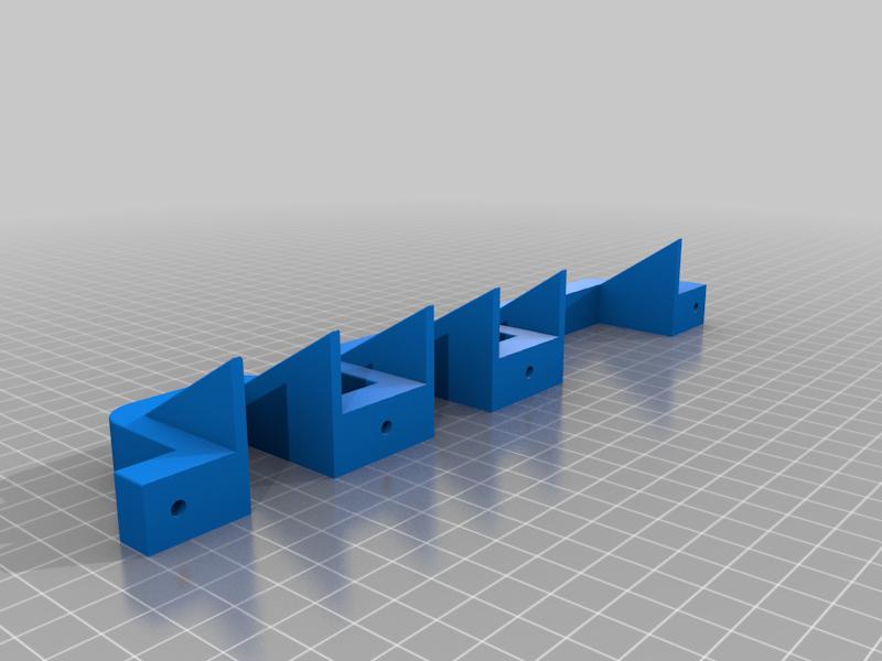 GLOCK_17_-_18C_PISTOL_AND_MAGAZINE_WALL_MOUNT.png Download STL file GLOCK 17 - 18C PISTOL AND MAGAZINE WALL MOUNT • 3D printer design, SANCAKTAR