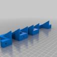 Download free STL file GLOCK 17 - 18C PISTOL AND MAGAZINE WALL MOUNT • 3D printer design, SANCAKTAR