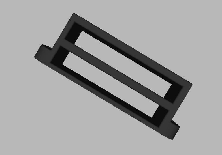 2020-05-19_16h06_38.png Télécharger fichier STL SRS A1 DOUBLE SUPPORT MURAL POUR MAGAZINES • Plan pour impression 3D, SANCAKTAR