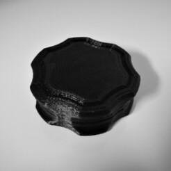 IMG_20210122_130052636.jpg Télécharger fichier STL gratuit Moulin à herbes (Dents renforcées) • Modèle imprimable en 3D, FFFTechnology