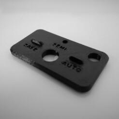 IMG_20201223_113832856.jpg Télécharger fichier STL Porte-clés de la liberté totale d'auto • Design imprimable en 3D, FFFTechnology