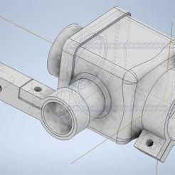 sideshot.JPG Download STL file side shot scope cam v2.0 • 3D print model, peli-pelicha