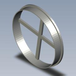 Cortante circulo 80 mm.png Download STL file Circle cutter set, cake, dough, • 3D printable design, enriqueaquino2002