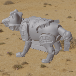 Space Human Lively.png Download free OBJ file Space Human Reaver • Template to 3D print, Foxwarrior