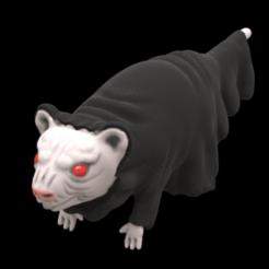 EmperorMouse.png Télécharger fichier OBJ Magicien du Sénat • Plan pour impression 3D, Foxwarrior