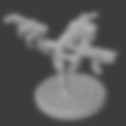 Télécharger fichier STL gratuit Les Xenos Flappers poilus • Plan imprimable en 3D, Foxwarrior