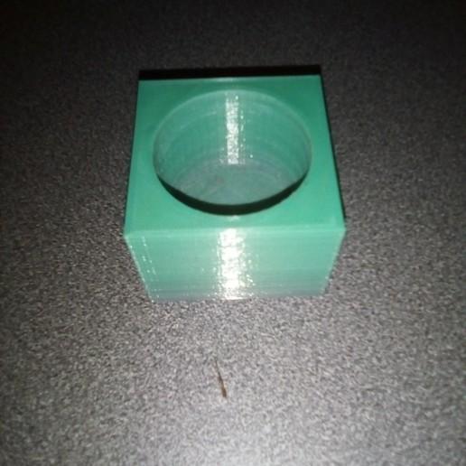Download free STL file refillable dolce gusto capsule holder • 3D printable object, patrickmilleret7984