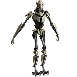 Descargar modelos 3D para imprimir General Grievous, xskullthorx
