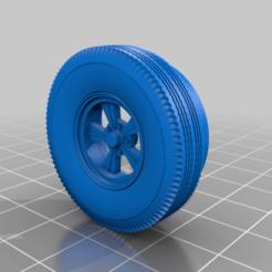 Download free STL file Rocket Racing Strike Front and Rear • 3D print model, SlowlysModels