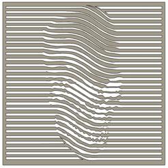 Capture4.png Télécharger fichier STL gratuit Illusion du crâne • Design pour imprimante 3D, 3DIYCaptain