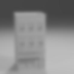 Download free STL file Ken's Fish Bar (N Scale) • 3D printer design, itzu