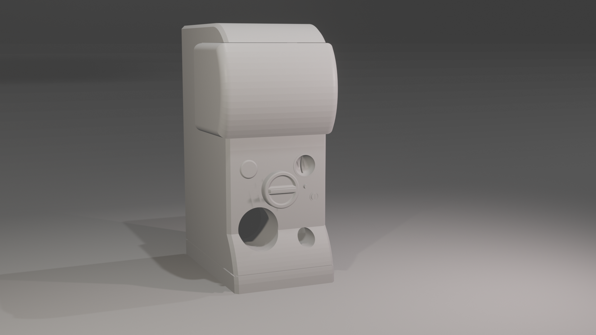 Gashapon.png Download free STL file Gashapon • 3D printing object, itzu