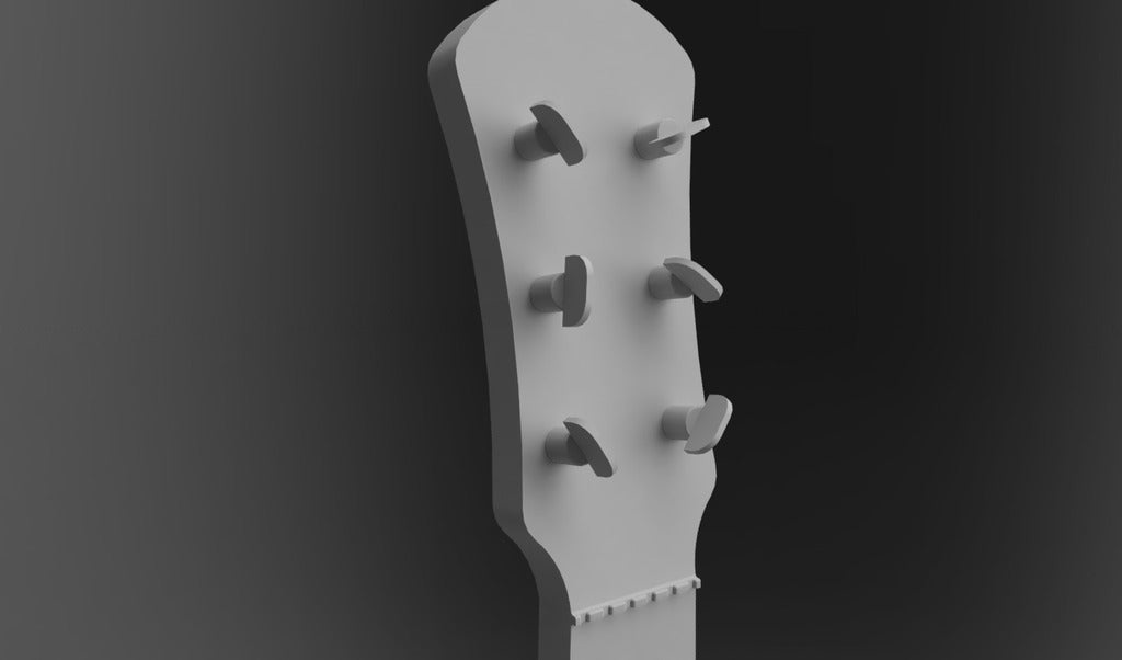 Guitar02.png Download free STL file Acoustic Guitar • Object to 3D print, itzu