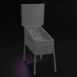 Download free STL file Scaled Model Pinball Machine • 3D print model, itzu