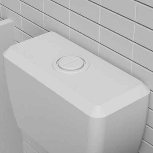 Toilet05.PNG Download free STL file Toilet Diorama • 3D printable object, itzu