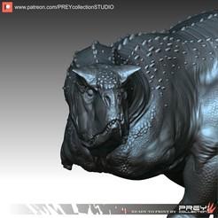 188.jpg Télécharger fichier STL CARNOTAURUS • Design à imprimer en 3D, PREYcollectionSTUDIO