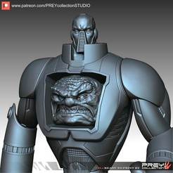 153.jpg Download STL file KRANG 1-10 SCALE • 3D printer design, PREYcollectionSTUDIO