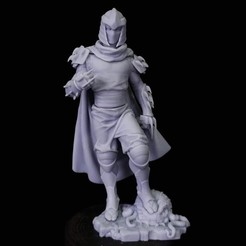 Download 3D printing models SHREDDER POSE 1 1-10 SCALE, PREYcollectionSTUDIO
