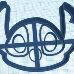 Download 3D printing designs cookie cutter, MyEcortantes1
