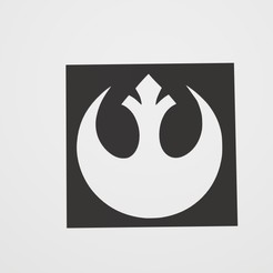 Télécharger STL gratuit Symbole de la rébellion au pochoir, lautybovavidela