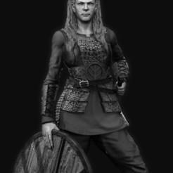 IMG_20200922_232102_955.jpg Download STL file Lagertha Vikings • 3D printer template, famadvb