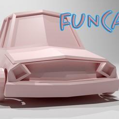 002.jpg Télécharger fichier STL Fun car ! • Modèle pour impression 3D, Mcmidou