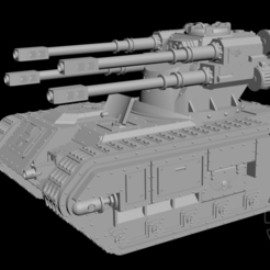 1.png Download STL file hydra/wyvern imperial tank Proxyma VI pattern • Model to 3D print, ProxyHammer