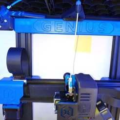 Télécharger fichier STL gratuit Génie de l'artillerie ou support de capteur à filament X1 V2 • Plan imprimable en 3D, source8