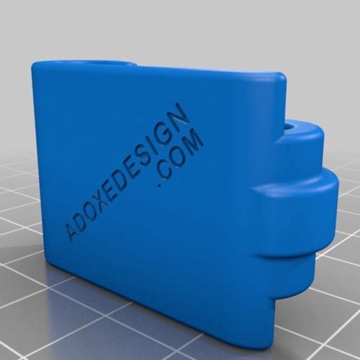 Télécharger fichier STL gratuit Crochet pour mangeoire d'oiseau (hook for bird feeder) • Plan à imprimer en 3D, source8