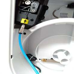 Download free 3D printing designs Flashforge adventurer 3 Tube adapter, source8