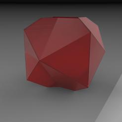 vase 2.35.png Télécharger fichier STL Poly Vase • Modèle à imprimer en 3D, impresso