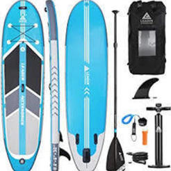 Download free 3D printing models Fin for Leader Accessories and Lakeshore paddle board, npravlik