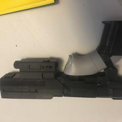 Télécharger fichier STL gratuit Pistolet Oculus Go • Design pour imprimante 3D, npravlik