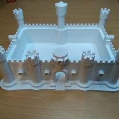 Télécharger plan imprimante 3D gatuit Château réparé, muse_sriuboj