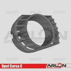 """2.jpg Download STL file 💥💥👉 Air Vent Gauge Pod, 52mm, Fits Opel Corsa C """"Arlon Special Parts"""" • 3D printer template, Arlon"""