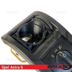 """Opel Astra G 5.jpg Download STL file Air Vent Gauge Pod, 52mm, Fits Opel Astra G """"Arlon Special Parts"""" • 3D print design, Arlon"""