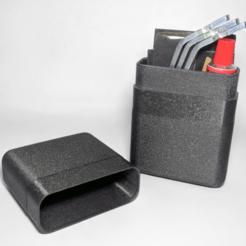 IMG_20200204_135402.png Télécharger fichier 3MF gratuit Boîte de réparation de pneus de vélo • Plan imprimable en 3D, The3Designer