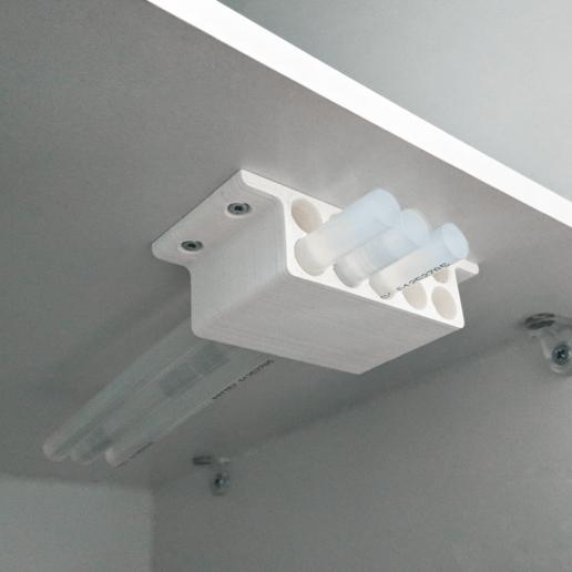 Download free 3D printer files Hot Glue Stick Holder, The3Designer