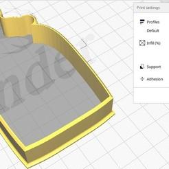 Bolacha Mamadeira  foto 1.jpg Télécharger fichier STL Forma de Bolacha Mamadeira • Plan pour imprimante 3D, dudugoldbach2