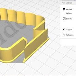 Bolacha Arvore foto 1.jpg Télécharger fichier STL Pacote com modelos de forma de bolacha • Objet à imprimer en 3D, dudugoldbach2
