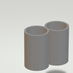 Download 3D printer templates aaa batter holder, cremedy