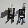 Download free STL file Singer Slant Shank Adapter • 3D printing template, maritacovarrubias