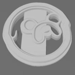 jake1.JPG Télécharger fichier STL Jake the Dog Adventure Time • Modèle à imprimer en 3D, agfalejandro1985