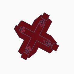 dpad bottom.JPG Télécharger fichier STL Contrôleur D-Pad Xbox One • Objet imprimable en 3D, kristof_26