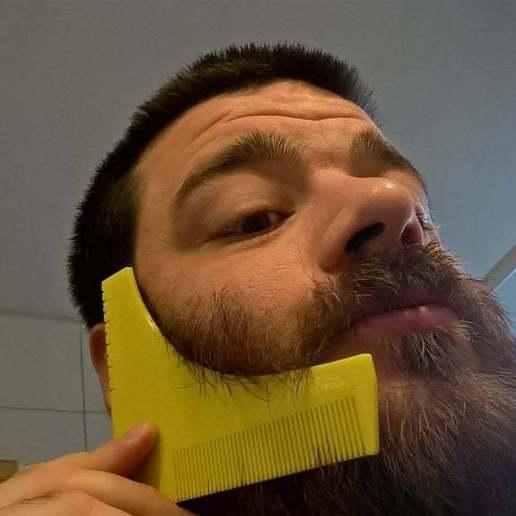 Télécharger fichier imprimante 3D gratuit Outil de façonnage de la barbe, eried