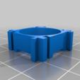 a41e2456e1c54b853c3f5bc9a03b7855.png Télécharger fichier STL gratuit 18650 : espaceur/support amélioré • Objet imprimable en 3D, eried