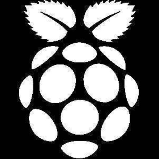 pi.jpg Download free STL file Raspberry logo - Improved customizable Top cover case for the Raspberry Pi • Design to 3D print, eried