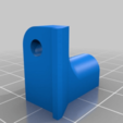 """Download free STL file 3.5"""" to 5.25"""" Bay adapter for hard drives + slider • 3D printing object, eried"""