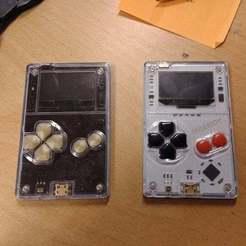 Download free STL file Arduboy buttons • 3D printer model, eried
