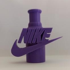 IMG_20200820_150532.jpg Download OBJ file Shisha mouth piece Nike logo / Mouthpiece bong • 3D printable model, Ignecio